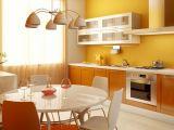 Дизайн кухни; множество решений одного вопроса фото 1