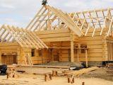 Строительство деревянных домов фото 1